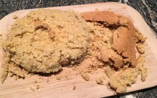 Cornbread NO butter - not even vegan butter