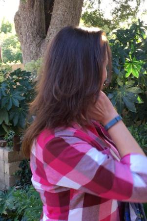 Hair - Before buff work 2