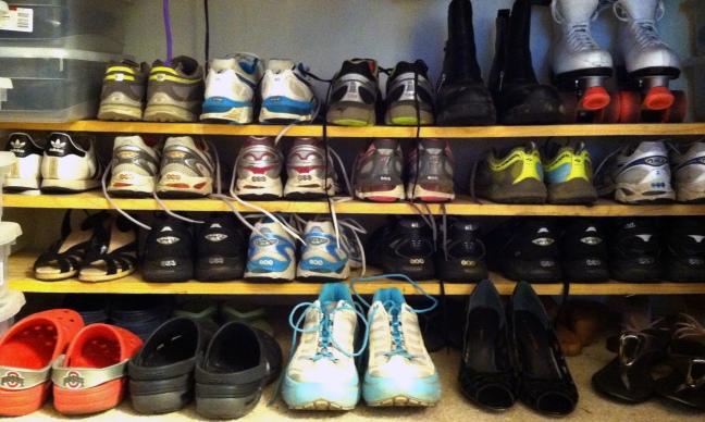 My Shoes - AFTER HOKA