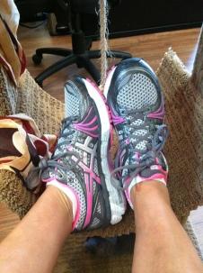 New Shoes Aasics Koyanos Pink