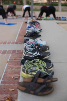 Still Life - shoes all lined up  (7)