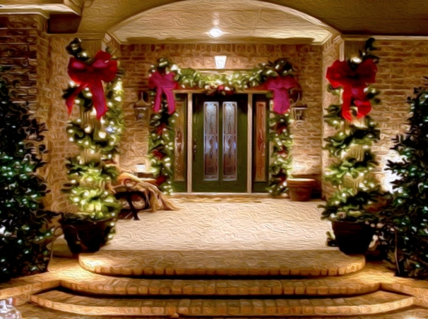 front-porch-christmas-decoration