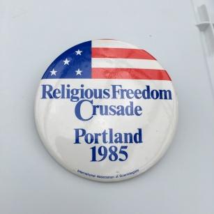 Portland Religious Crusade 1985