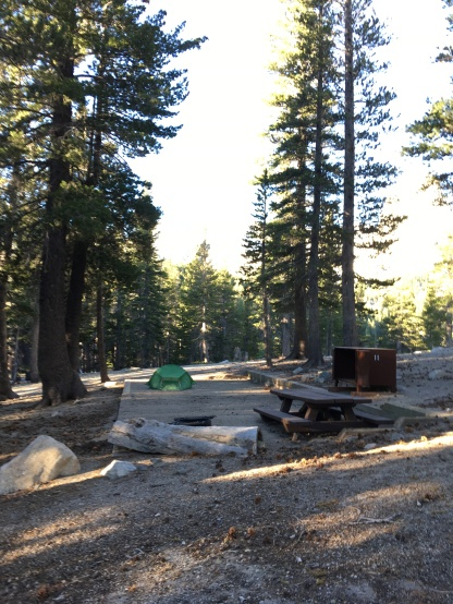 Lake George Campsite 20173661
