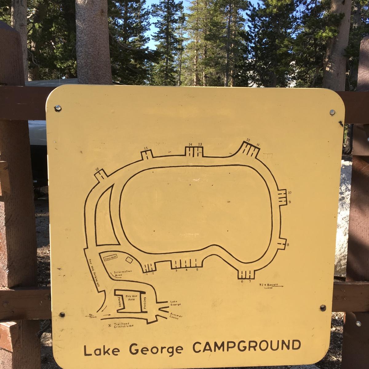 Lake George…Sad Face