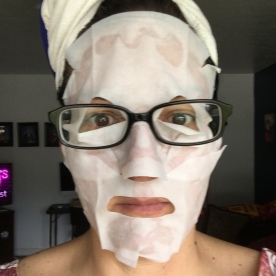 Working on youthful skin (you get what you pay for)